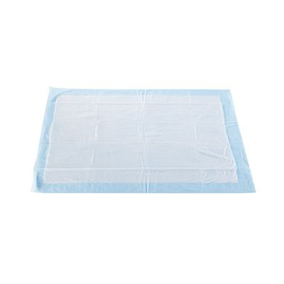 """McKesson UPF2336 Classic Ultra Lite Underpads, 23"""" x 36"""", Disposable, Fluff, Light Absorbency - 150 / Case"""