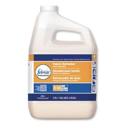 P&G 33032 Febreze Professional Fabric Refresher, Deep Penetrating, Fresh Clean Scent, 1 Gallon - 3 / Case