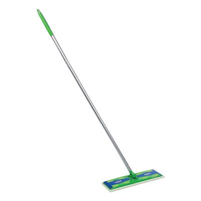 "P&G 37108 Swiffer Professional Max Sweeper Mop, 17"" - 3 / Case"