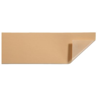 """Molnlycke 298300 Mepitac Medical Tape, Skin Friendly Silicone, 3/4"""" x 118"""", Tan, NonSterile - 12 / Case"""