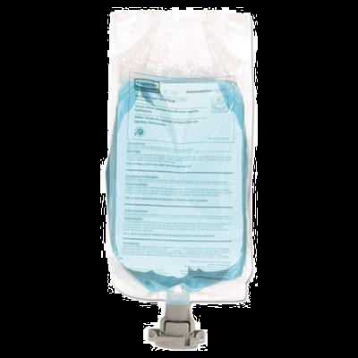 Rubbermaid 750112 Autofoam Foam Hand Soap with Moisturizers, 1100 ml Refill, Blue - 4 / Case