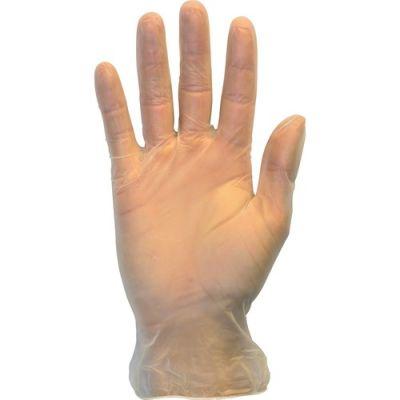 The Safety Zone GVP9XLHH Vinyl Gloves, Powder-Free, Extra Large, Clear - 100 / Case