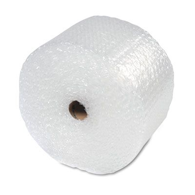 "Sealed Air 91145 Bubble Wrap Cushioning Material Roll, 5/16"", 12"" x 100' - 1 / Case"