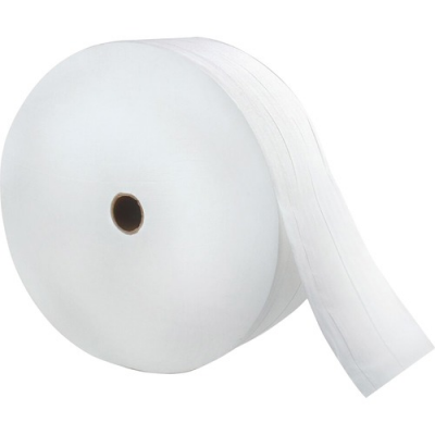 Solaris 26822 LoCor Jumbo Roll Toilet Paper, 2 Ply, 1200', White - 12 / Case