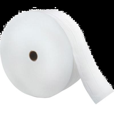 Solaris 26822 LoCor Jumbo Roll Toilet Paper, 2 Ply, 1200', White - 12 / Case