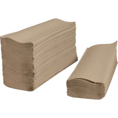 Special Buy MLTBR Multifold Paper Hand Towels, Kraft Brown - 4000 / Case