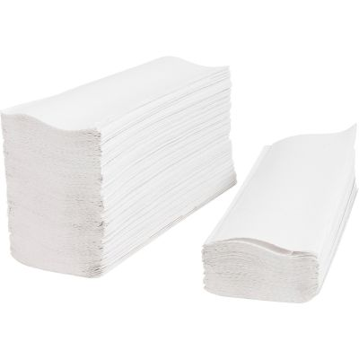 Special Buy MLTWH Multifold Paper Hand Towels, White - 4000 / Case