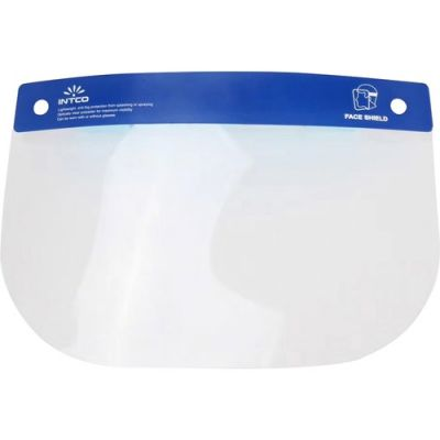 Special Buy 3169 Face Shield, Anti-Fog Plastic, Clear - 25 / Case
