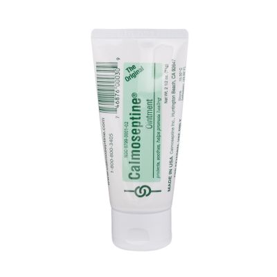 Calmoseptine 00799000102 Skin Protectant Ointment, Scented, 2.5 oz Tube - 1 / Case