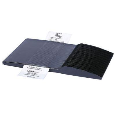 WNA CEASEKN960BL Cutlerease Dispenser Plastic Knife Refill Pack, Polystyrene, Black - 960 / Case