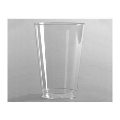 WNA T16 16 oz Tall Cometware Tumbler, Rigid Plastic, Clear - 500 / Case