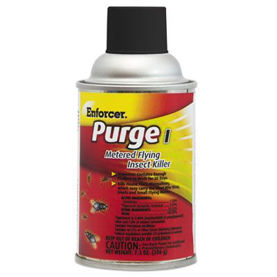 Zep EPMFIK7 Enforcer Purge I Flying Insect Killer, 7.3 oz - 12 / Case