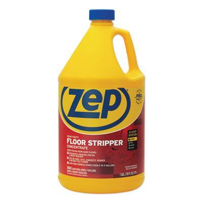 Zep ZULFFS128 Floor Stripper, Heavy Duty, 1 Gallon - 4 / Case