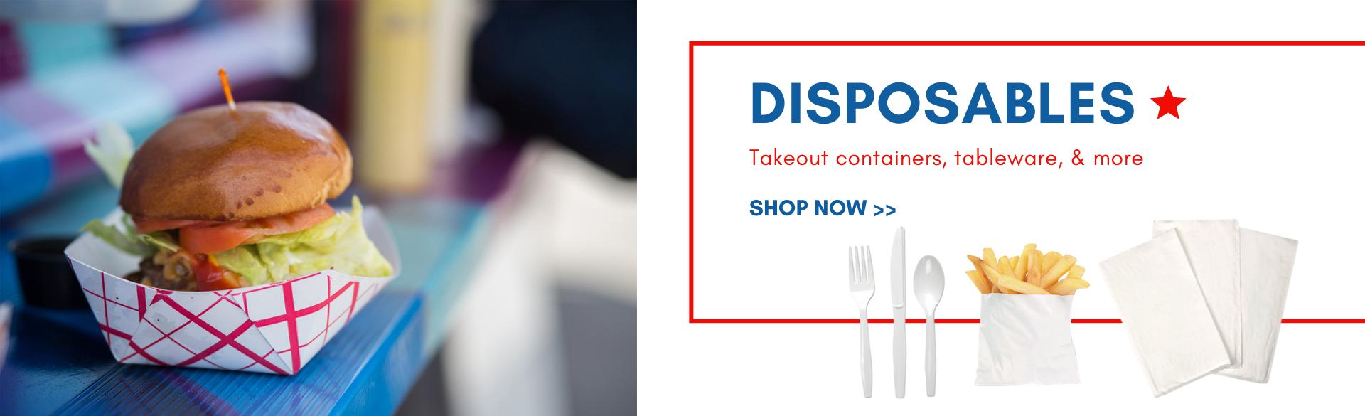 Shop Disposables at US Casehouse