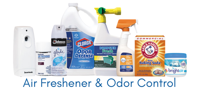 Air Freshener and Odor Control