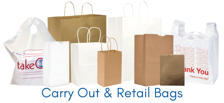 Carry Out & Retail Bags