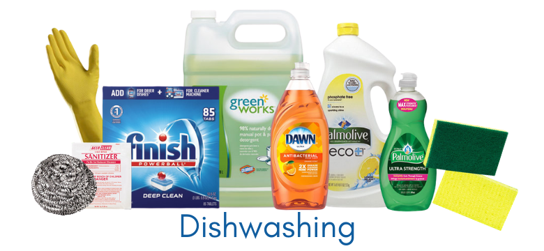 Dishwashing Supplies
