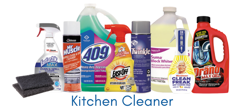 Kitchen Cleaner