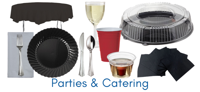 Party and Catering Supplies